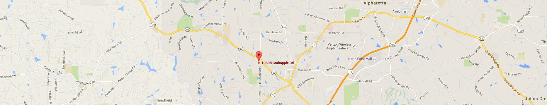 10898 Crabapple Rd   Google Maps